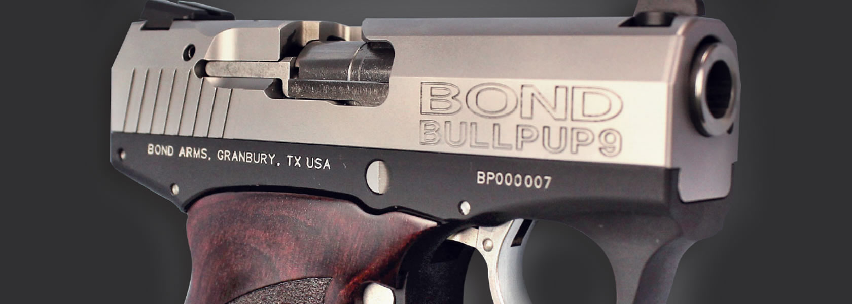 The Bond Arms Bullpup 9mm - Just A Pew Reviews