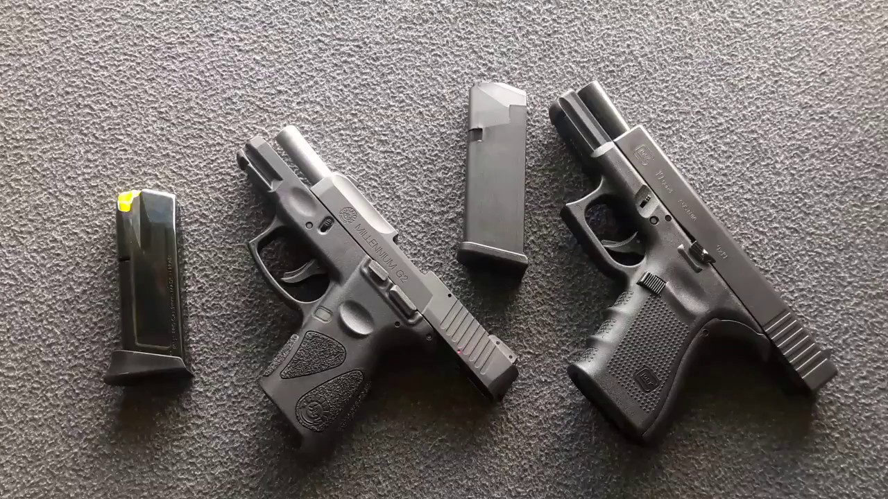 The Taurus G2C/The Working Man's Glock - Just A Pew Reviews