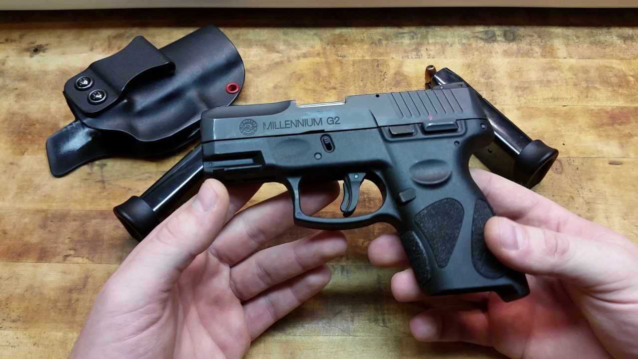 Taurus G2C Range Review: First 500 Rounds - Just A Pew Reviews